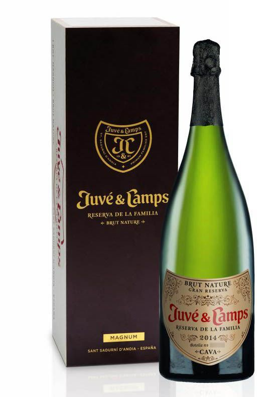 Cava Brut Nature JUVE&CAMPS
